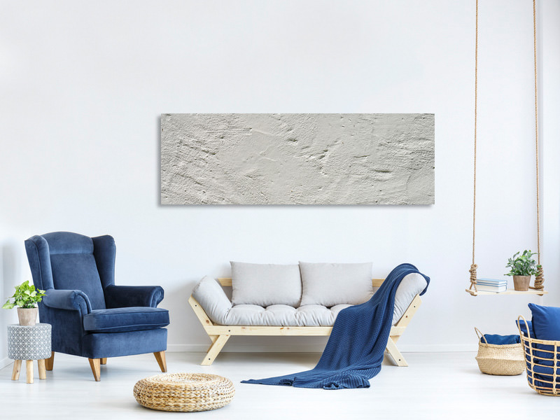 Panoramic Canvas Print Wall texture