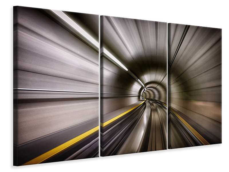 3 Piece Canvas Print In