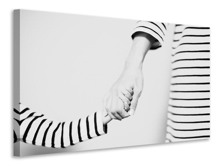 Canvas print Bonds