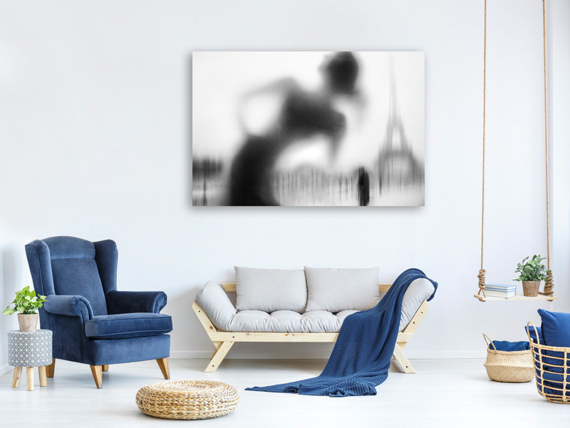 Canvas print La Parisienne