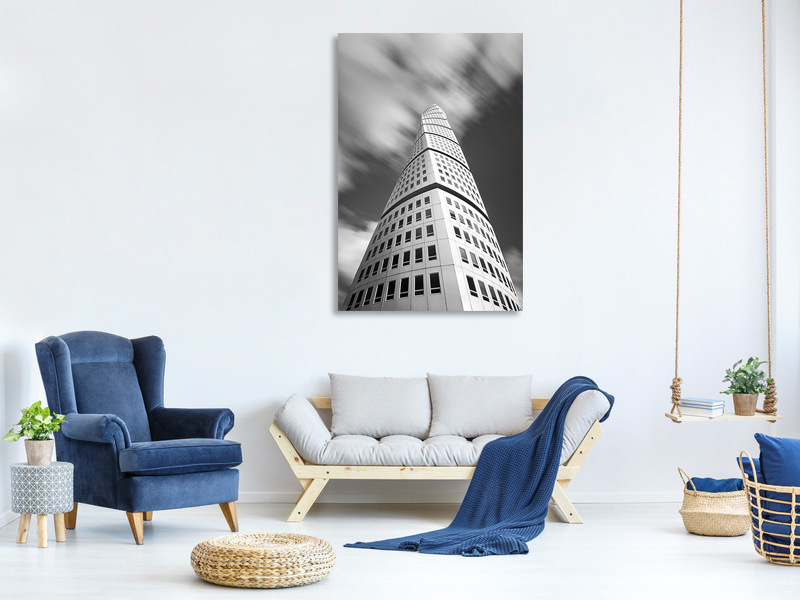 Canvas print Modern Sweden