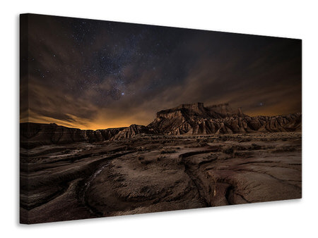 Canvas print Night Wind
