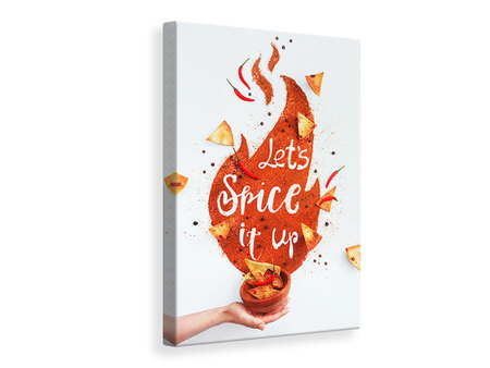 Canvas print Spice It Up