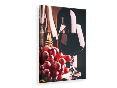 Canvas print Red Wine