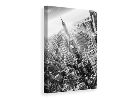 Canvas print Skyscraper New York