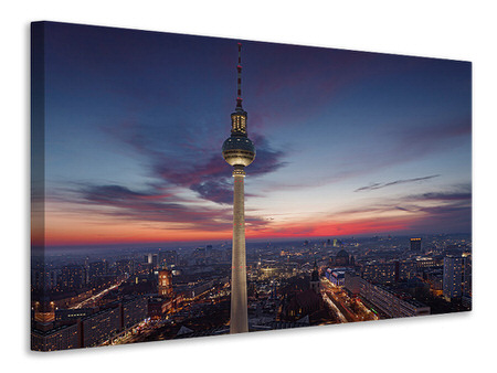 Canvas print Berlin